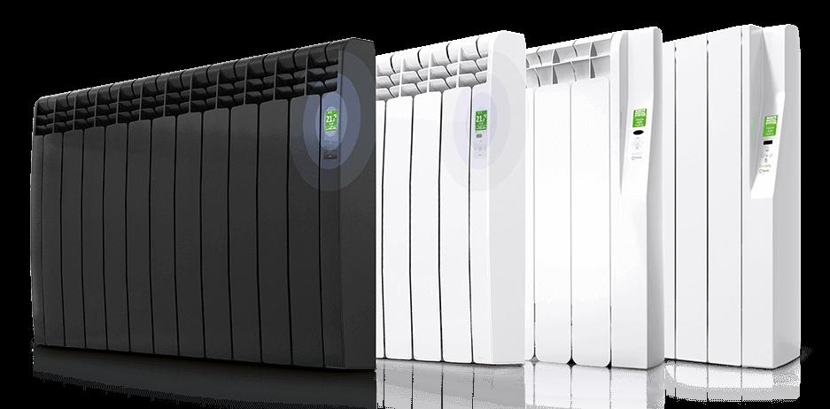 Radiadores de calefaccion electricos